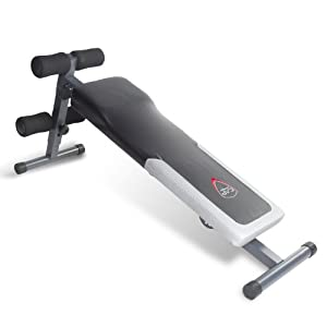 Cap Barbell Adjustable Slant Board Decline Bench Sports Outdoors