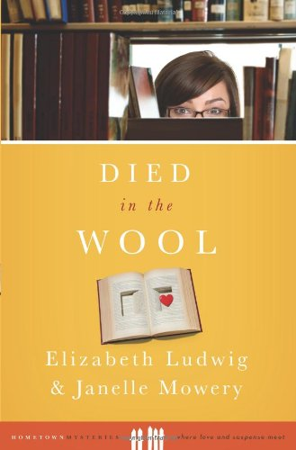 Image of Died in the Wool (Massachusetts Mayhem Mysteries, No. 2)