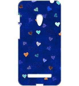 a AND b Designer Printed Mobile Back Cover / Back Case For Asus ZenFone 5 (ZEN_5_3D_3085)