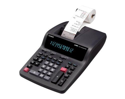 Casio FR-2650TM 2-Color Professional Desktop Printing Calculator