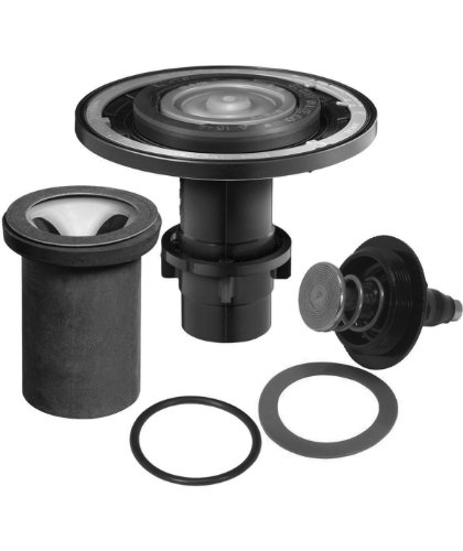 Sloan Valve A-1101-A Royal Performance Kit For Water Closet/Toilet, Chrome front-974879