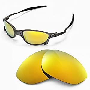 about oakley sunglasses m7ul  Walleva Replacement Lenses for Oakley X Metal XX Sunglasses