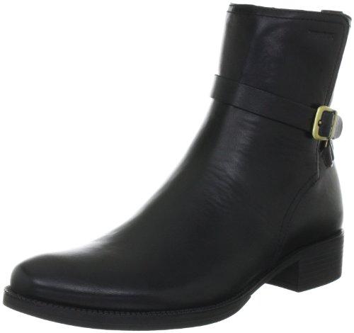Geox Women's D Mendi St Abx A Black Knee High Boots D24Y1A43C9999 6 UK, 39 EU