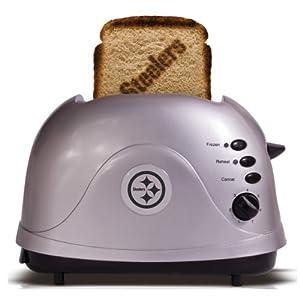 NFL Pittsburgh Steelers Protoast Team Logo Toaster