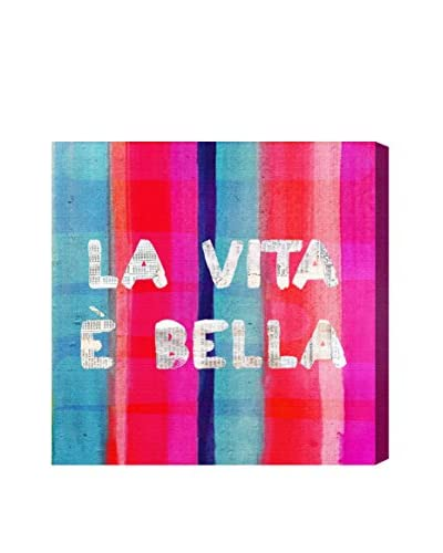 Oliver Gal Vita Bella Canvas Art