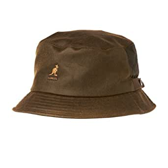 Amazon.com: Kangol Mens Quilted Military Lahinch Hat ...
