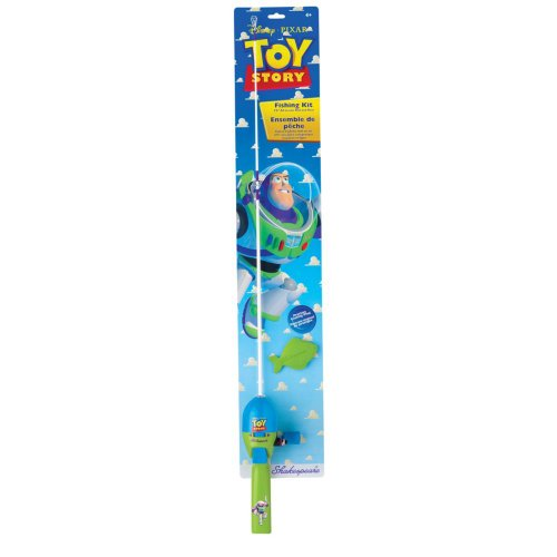 Shakespeare Toy Story Kit Combo (2-Feet 6-Inch)
