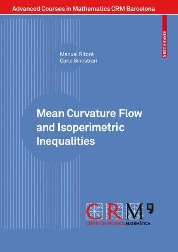 Mean Curvature Flow and Isoperimetric Inequalities (Advanced Courses in Mathematics - CRM Barcelona) (Advanced Inequalities compare prices)