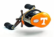 NCAA Tennessee Volunteers Fishing Reel, Right Handed