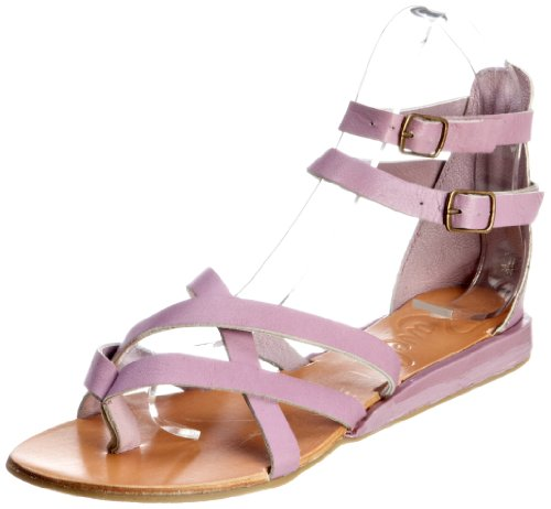 Ravel Women's Jones Purple Ankle Strap RLP791