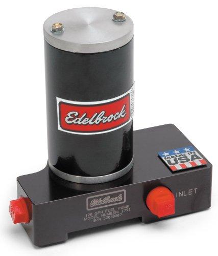 Edelbrock 1791 Quiet-Flow Electric Fuel Pump
