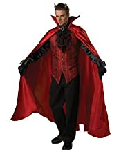 Demon Devil Costume for Men