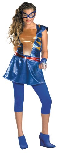 Disguise Inc - Wolverine - Wild Thing Daughter of Wolverine Child Costume
