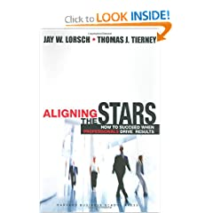 Books business investing management leadership management aligning the stars how to succeed when professionals drive results 9781578515134 jay w lorsch thomas j tierney books fandeluxe Gallery