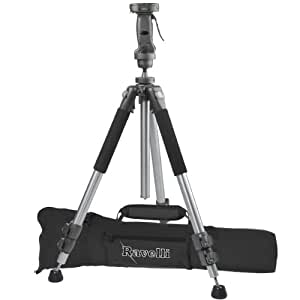 "Ravelli APGL4 New Professional 70"" Tripod with Adjustable Pistol Grip Head and Heavy Duty Carry Bag"