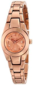 Relic Women's ZR34208 Payton Micro Rose Gold Tone Stainless Steel Watch