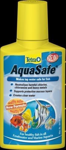 tetra aquasafe produit d entretien pour aquarium