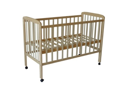 Baby Cribs On Wheels front-1076076