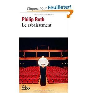 Le rabaissement - Philip Roth