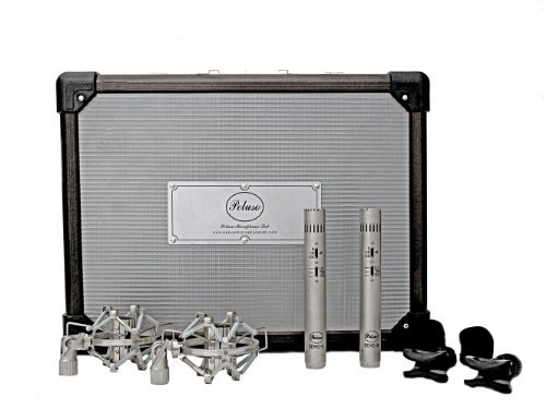 Peluso Cemc6 Solid State Microphone Stereo Kit