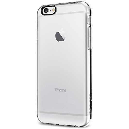 spigen-thin-fit-iphone-6-case-with-premium-matte-finish-coating-for-iphone-6s-iphone-6-crystal-clear