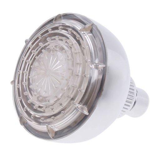 Smarstar Color Changing Temperature Sensitive Led Shower Head Sprinkler