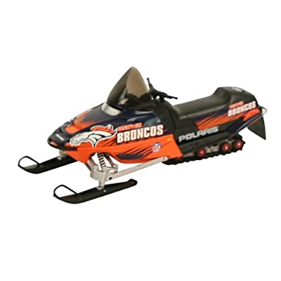 Amazon.com : Denver Broncos Diecast 1:18 Scale Polaris
