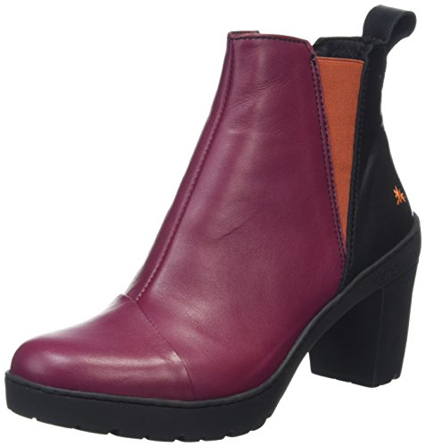ArtTravel Chelsea Boot - Stivaletti donna, Multicolore (Star Cerise), 36 EU (3 UK)
