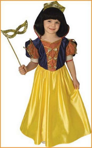 Snow White Children's Halloween Costumes MEDIUM.