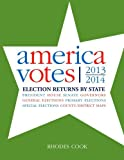 img - for America Votes 31: Election Returns By State book / textbook / text book