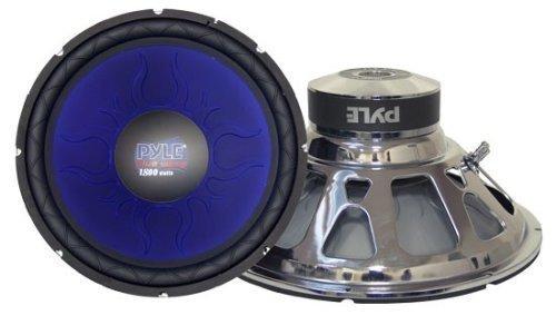 Pyle Pl1890Bl 18-Inch 1800 Watt Dvc Subwoofer