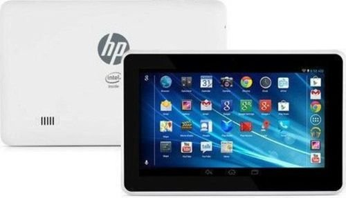 HP Slate 1800 7-Inch 8 GB Tablet (white) Expandable to 32 GB
