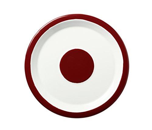 VARIOPINTE 14805 - Tabla de queso, color rojo