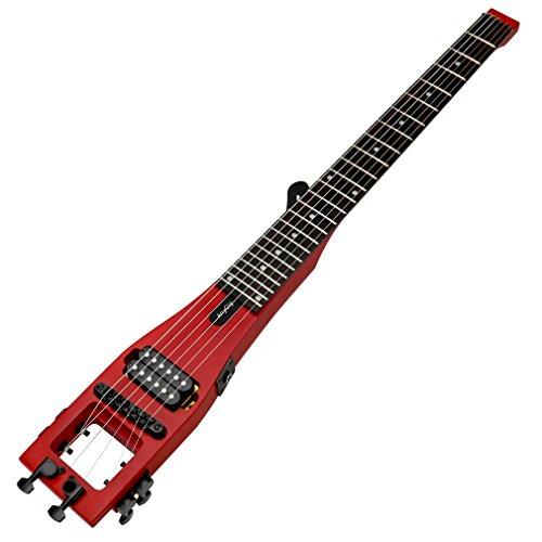 Anygig AGE 24フレット/648648mmエレキギター フルスケール マットチェリー バッグ付き