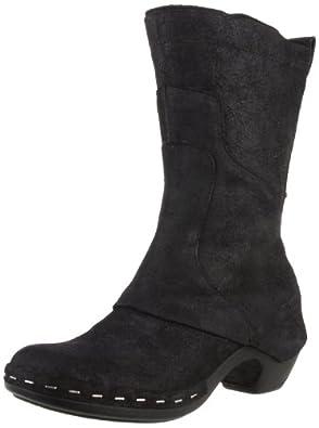 Merrell Women's Luxe Zip,Black,6.5 M US