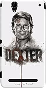 DailyObjects Dexter A Neat Monster Case For Sony Xperia T2 Ultra