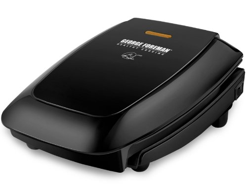 George Foreman 60 Inch Super Champ Electric Contact Grill GR0060B