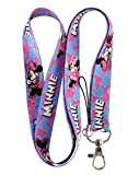 SALE: Minnie Mouse Keychain Lanyard