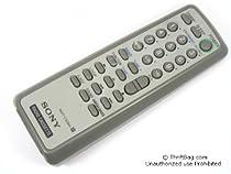 Sony RMT-CS38A Remote Control