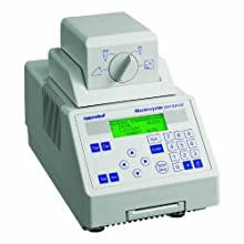 Eppendorf 950000040 Mastercycler Personal Thermal Cycler with Heated Lid and One Personal Card, 230V/50Hz