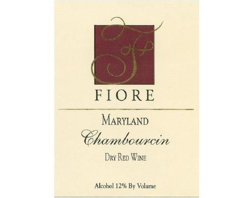 2010 Fiore Winery Proprietor'S Reserve Chambourcin 750Ml