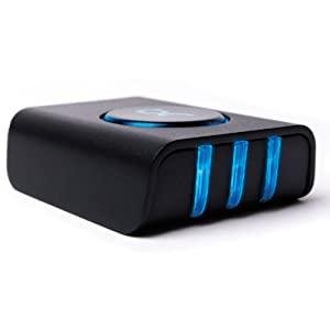 Grace Digital GDI-BTPB300 3Play Jukebox Bluetooth Adapter (Black)