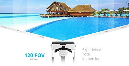 9d696083bbb2 Procus PRO (New) VR Headset - 100-120 Degree FOV with Highest Immersive