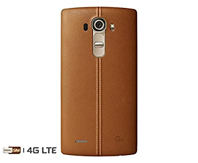 LG LG H818N G4 GENUINE LEATHER BROWN 32GB Brown