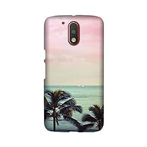 StyleO Moto G4 / Moto G4 Plus Designer Printed Case & Covers (Moto G4 / Moto G4 Plus Back Cover) - Beautiful Sea