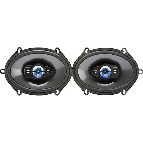 Sony Xs-R5743 5 X 7 Inches 4-Way Car Audio Speaker