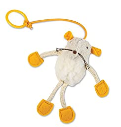 SmartyKat Bouncin\' Buddies Refillable Bungee Catnip Toy
