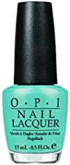 OPI Limited Edition Euro Centrale Nail Lacquer Collection
