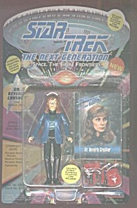 Star Trek Next Generation Action Figure - Dr. Beverly Crusher - 1