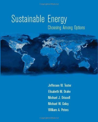 Sustainable Energy: Choosing Among Options unknown...